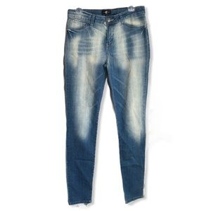 Cello Jeans Distressed Skinny Leg Jeans 13